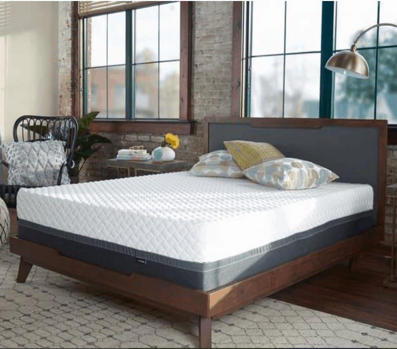 Orthopedic & memory foam mattress