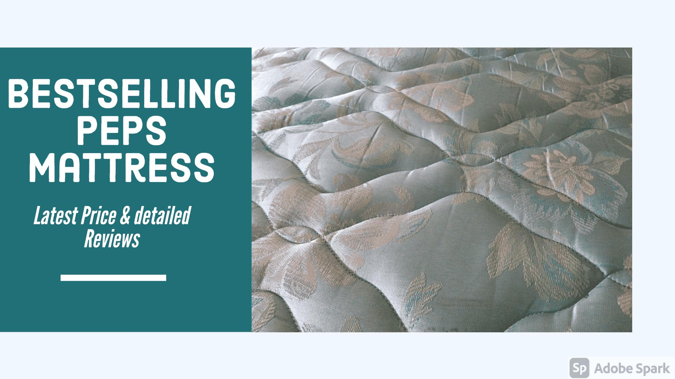 peps mattress review