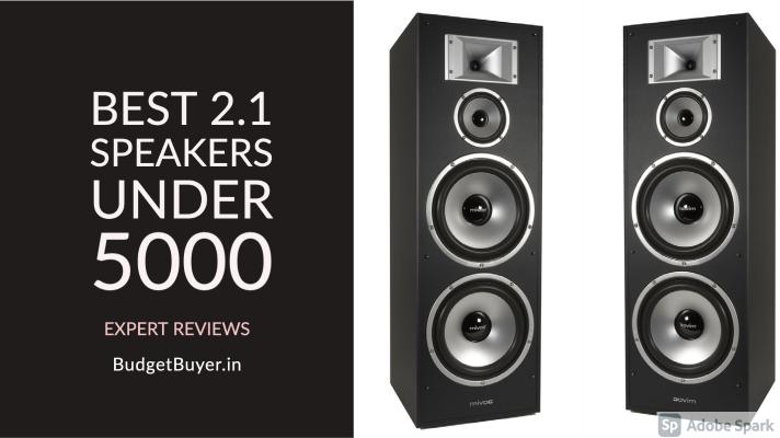 Best 2.1 Speakers Under 5000