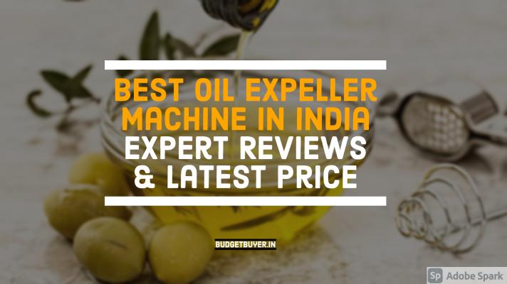 Best Oil Expeller Machine in India